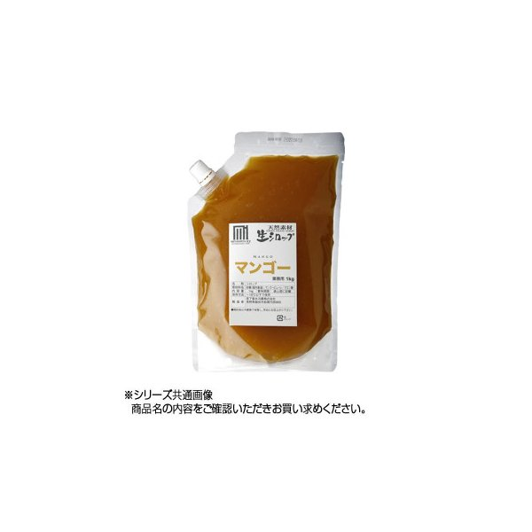かき氷生シロップ マンゴー 業務用 1kg 3パックセット (APIs) (軽税)
