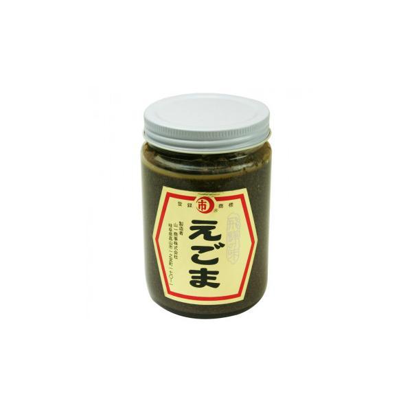 山一商事 国産えごまペースト 340g×12個 8506 (APIs) (軽税)