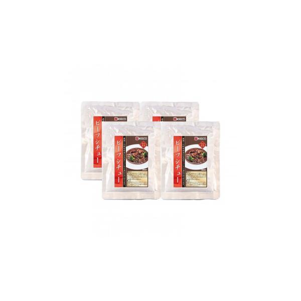 こまち食品 ビーフシチュー 4袋セット (APIs) (軽税)