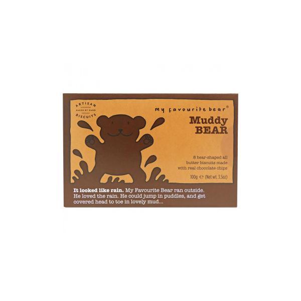 アーティザン ベアー型ビスケット チョコレート ベアー 100g 12セット (APIs) (軽税)