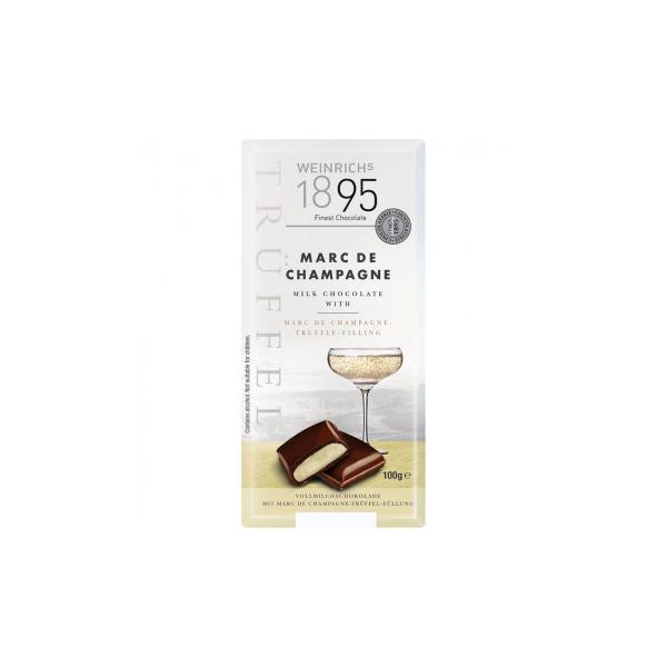 ワインリッヒ マールドシャンパーニュ チョコレート 100g 120セット (APIs) (軽税)