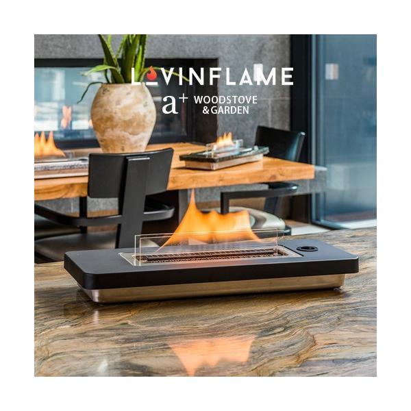 LOVINFLAM テーブルトップ180 無臭で煙が出ない安全 観賞用 インスタ映え おしゃれ 人気