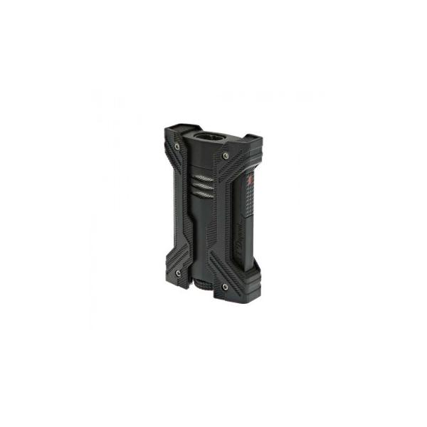 S.T.Dupont エス・テー・デュポン ライター デフィ ダブルエクストリーム ブラック 021600 (APIs)