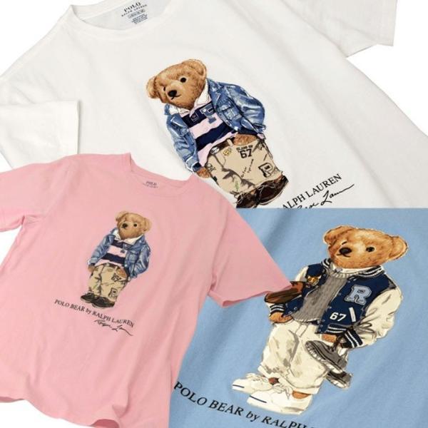ポロ ラルフローレン Tシャツ 半袖 メンズ レディース ポロベア くま 2020 新作 綿100% POLO Ralph Lauren ボーイズ サイズ #323785928|yumesse|02
