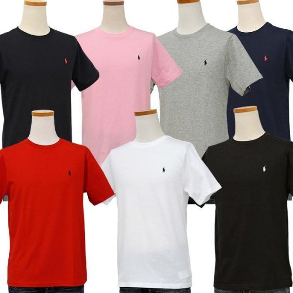ラルフローレン Tシャツ 半袖 メンズ レディース ワンポイント刺繍 綿100% 定番シンプルTシャツ POLO Ralph Lauren Boy's 323674984|yumesse|06