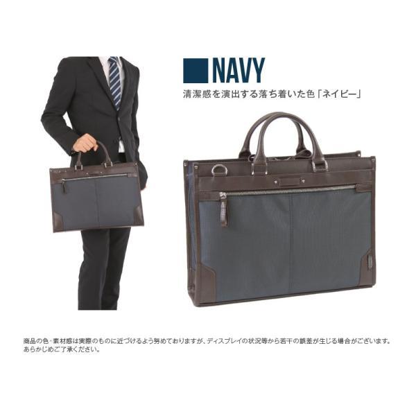 ビジネスバッグ メンズ 軽量 A4 ショルダーバッグ ストラップ付 2way ブリーフケース 多機能ポケット 通勤 出張 就職活動(GB-1320)|yumesse|05
