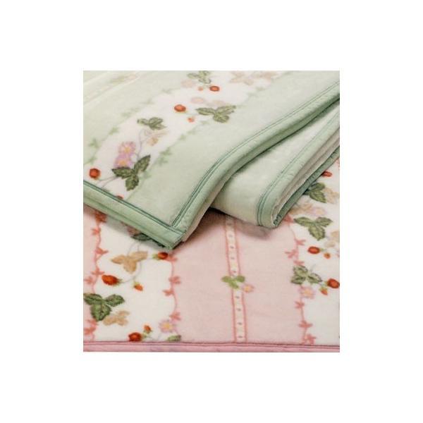 毛布 シングル 140×200cm ウェッジウッド ニューマイヤー毛布 暖かい 洗える 西川 日本製 WEDGWOOD おしゃれ ブランド WW7620 yumesse 03