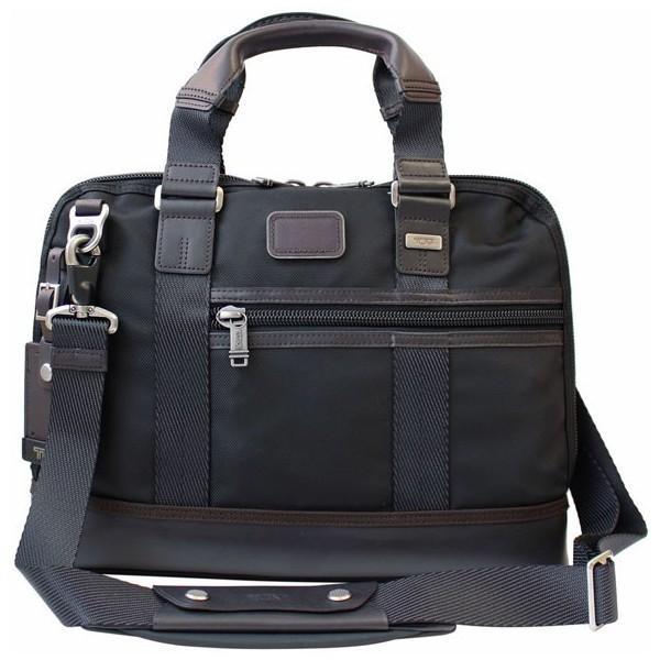 トゥミ ビジネスバッグ ブリーフケース A4サイズ ショルダーストラップ付 「アール」 コンパクト ブリーフ TUMI 0222610H yumesse