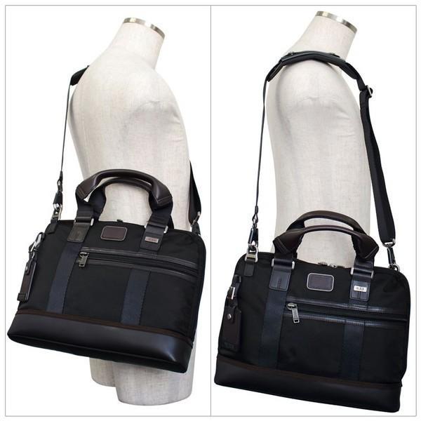 トゥミ ビジネスバッグ ブリーフケース A4サイズ ショルダーストラップ付 「アール」 コンパクト ブリーフ TUMI 0222610H yumesse 05