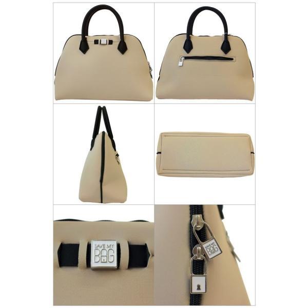 セーブマイバッグ トートバッグ ハンドバッグ SAVE MY BAG PRINCESS MIDI(プリンセス ミディ) 10530N-LY-TU PRINCESS MIDI LYCRA|yumesse|02