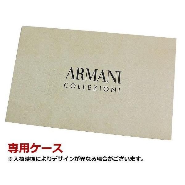 アルマーニ・コレツィオーニ ウールマフラー 100%ウールARMANI COLLEZIONI 645059 7A707|yumesse|04
