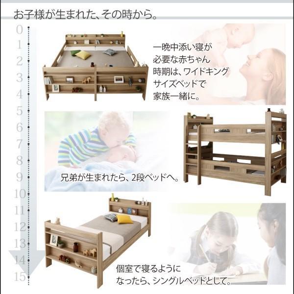 2段ベッドにも Whentass薄型軽量ボンネルコイルマットレス付スタンダードWK(代引不可)(有料組立設置レベル3)|yumugiya|04