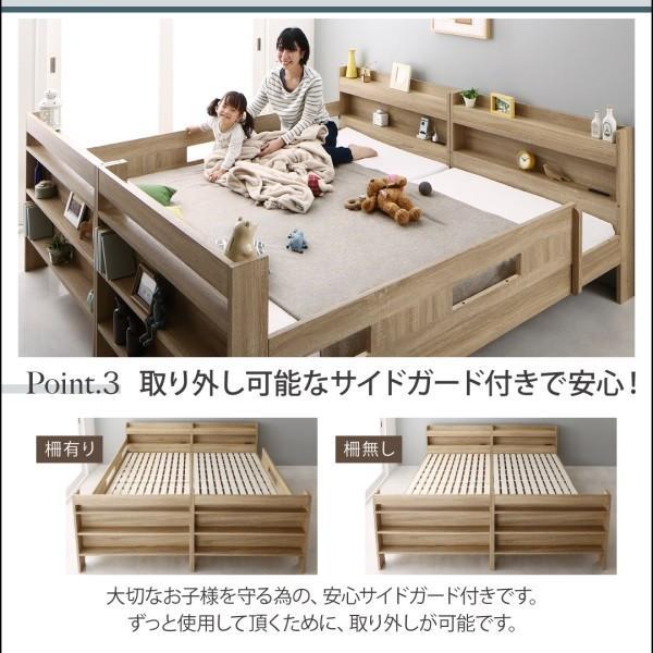 2段ベッドにも Whentass薄型軽量ボンネルコイルマットレス付スタンダードWK(代引不可)(有料組立設置レベル3)|yumugiya|06