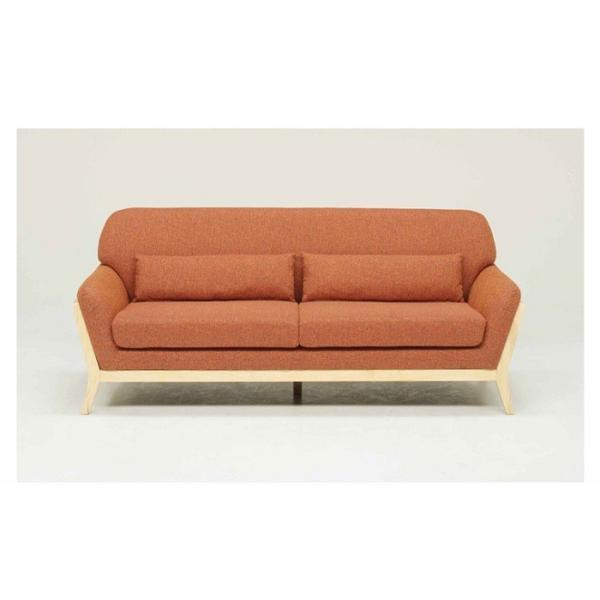 ファボ 3Pソファ 3色 家具