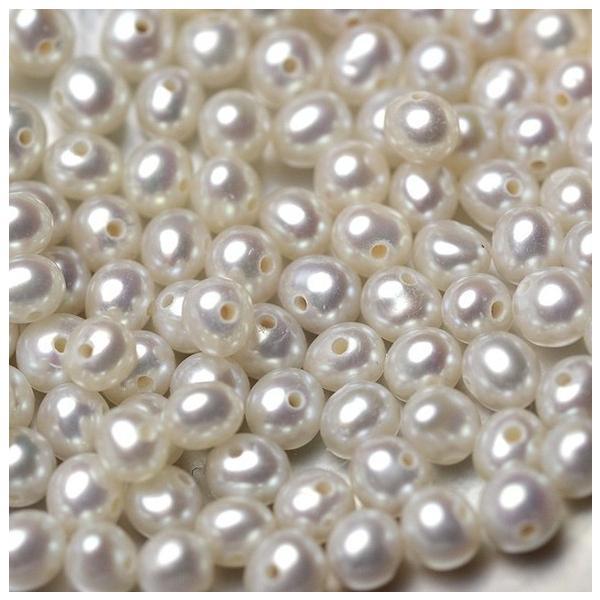 淡水パール3種アソート 30粒 バロック 中粒 小粒 極小 ベビー ルース 素材 パーツ ビース|yusa-jewelry|04