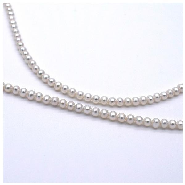 極小淡水パールネックレス 真珠 SV925 ピアスセット 金属アレルギー対応 送料無料 ポイント消化 yusa-jewelry 04
