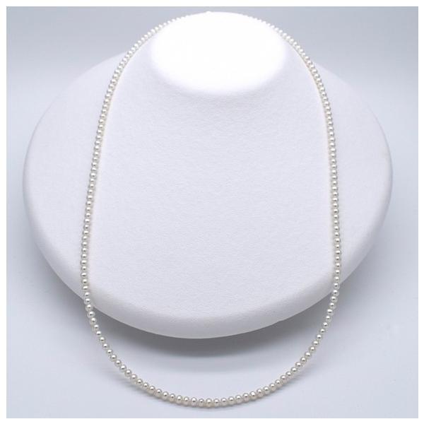 極小淡水パールネックレス 真珠 SV925 ピアスセット 金属アレルギー対応 送料無料 ポイント消化 yusa-jewelry 05
