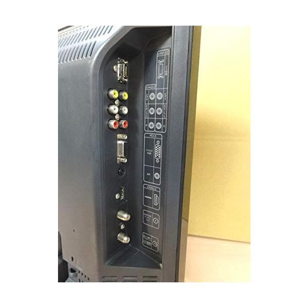 (中古)UNIDEN 19V型 液晶 テレビ TL19DX21-B ブラック 本体+スタンド+リモコン+B-CAS ..