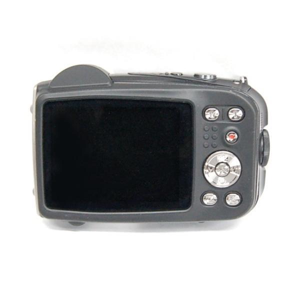 (中古品)FUJIFILM 防水デジタルカメラ FinePix XP60(本体+ACアダプタ+USBケーブル+バッテリーチャージャー)(ゆうパケット発送、送料無料、代引不可)