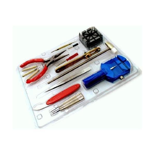 時計工具セット(腕時計用工具16点セット) AC-W-KG16 ._ yusyo-shopping