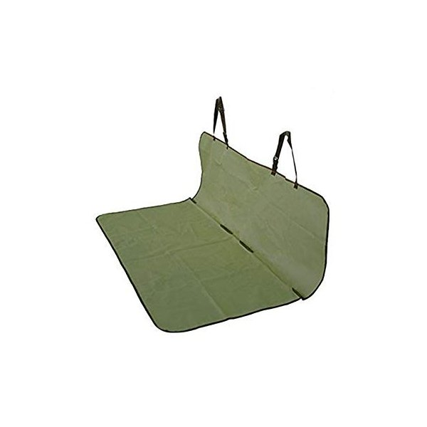 車載 ペット用 防水シートカバー 《グリーン》 後部座席用 143×132cm フリーサイズ ..|yusyo-shopping|02