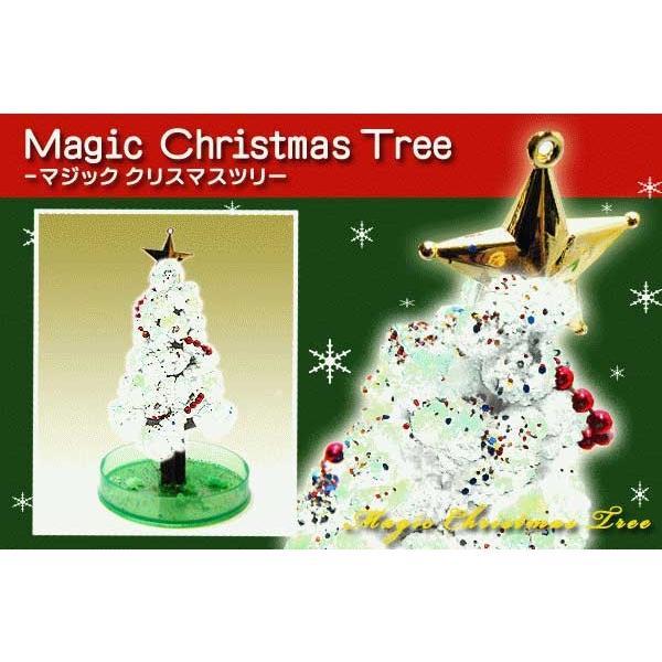 OTOGINO◆マジッククリスマスツリーLサイズ ホワイト TR-1010◆育てるクリスマスツリー ._|yusyo-shopping
