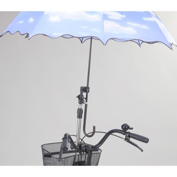 雨の日・日傘立てに!自転車用傘スタンド/自転車用傘立て ..|yusyo-shopping|03