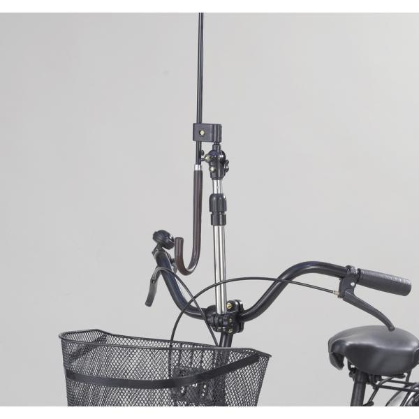 雨の日・日傘立てに!自転車用傘スタンド/自転車用傘立て ..|yusyo-shopping|04