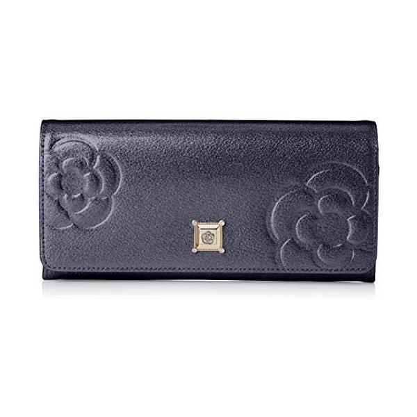 クレイサス 財布フラップ長財布   マリーゴールド187820