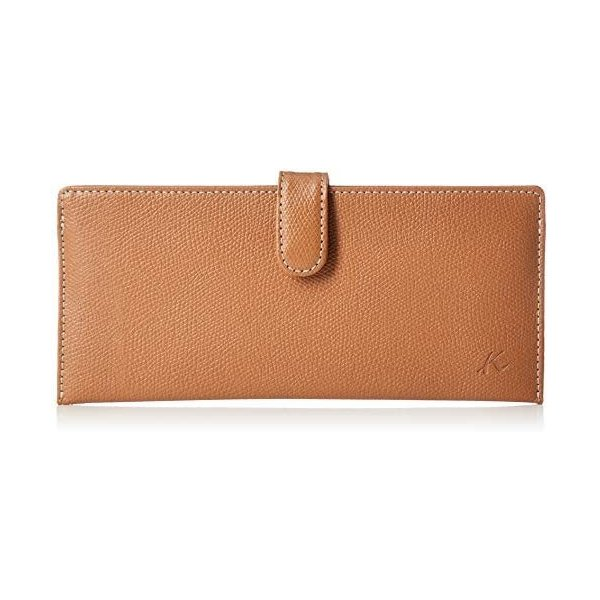 キタムラ 長財布キズが目立ちにくい型押しPH0453