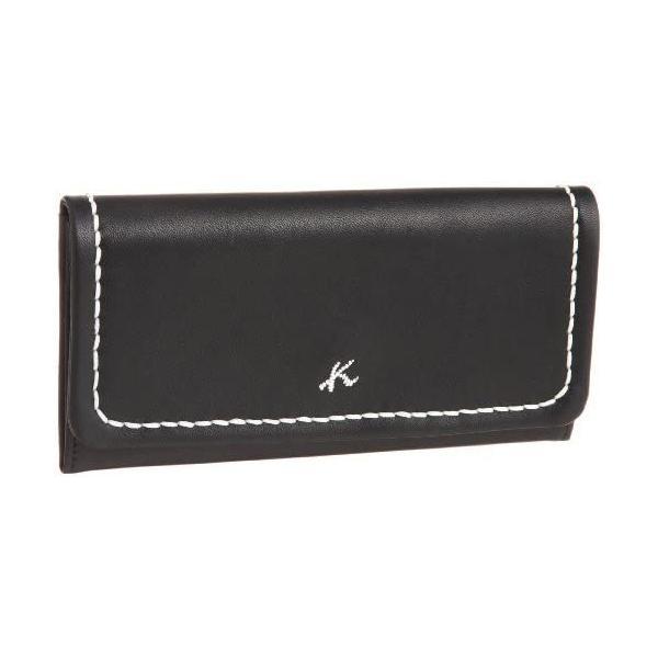 キタムラ 長財布やわらかく手触りのよい牛革YH0035