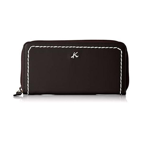 キタムラ 長財布やわらかく手触りのよい牛革YH0151