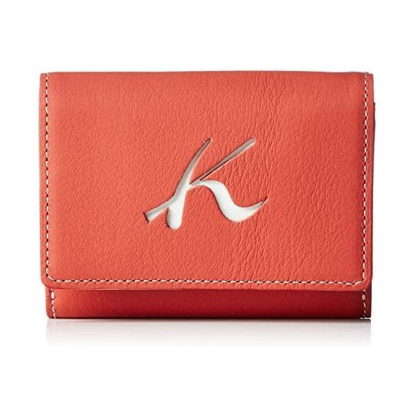 キタムラ 三折財布天然素材独特の風合いPH0673
