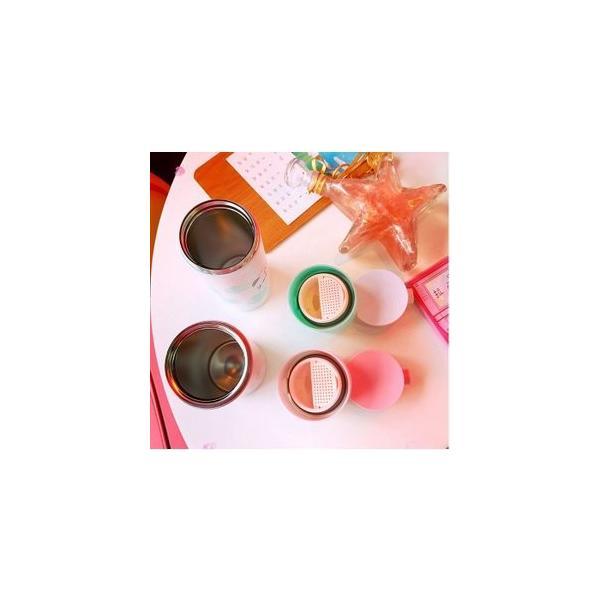 水筒 直飲み ステンレスボトル 水筒 魔法瓶 保温 便利 オシャレ 可愛いJZAH3-AL153|yutaka-s|04