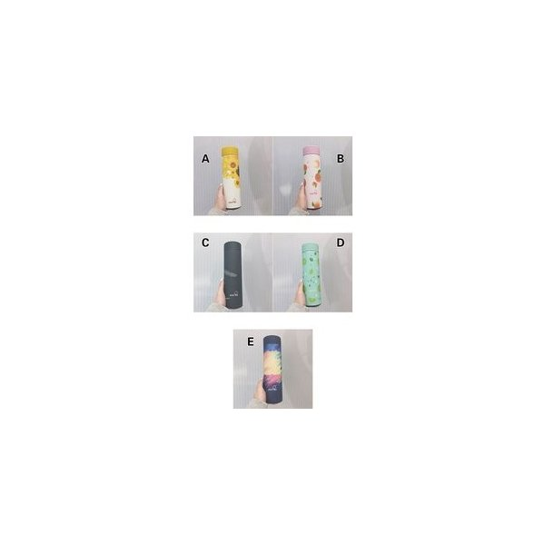 水筒 直飲み ステンレスボトル 水筒 魔法瓶 保温 便利 オシャレ 可愛いGZAH-AL56|yutaka-s|02