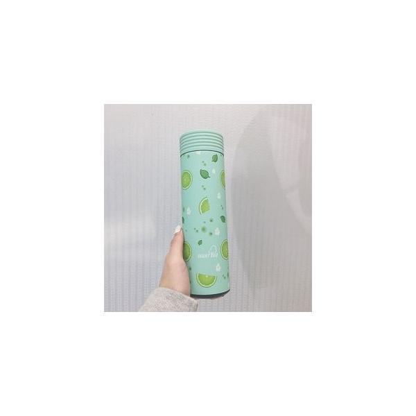 水筒 直飲み ステンレスボトル 水筒 魔法瓶 保温 便利 オシャレ 可愛いGZAH-AL56|yutaka-s|06