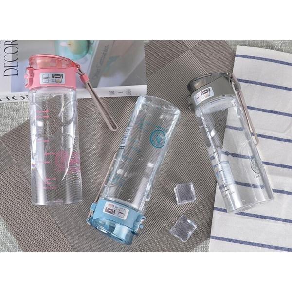 水筒 直飲み プラスチックボトル 水筒 軽い 便利 オシャレ スポーツ 運動GZAH-AL97|yutaka-s|03
