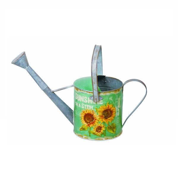 庭 ガーデニング 散水 水栓 水周り じょうろ 水やり ジョウロ Sunshine 48cm 82281 水差し ジョーロ ジョウロ 鉢 花壇 水やり 庭 ガーデニング グリーン 緑 花