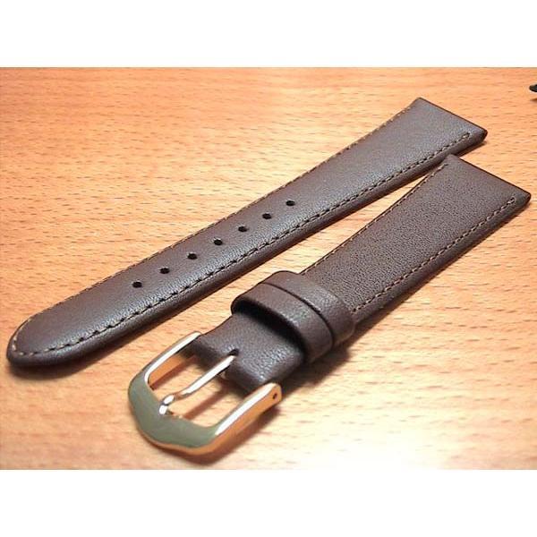 19mm時計バンド(腕時計)ベルト19ミリ 牛革 時計バンド 時計ベルト バネ棒 サービス 19mm 茶 腕時計用 時計ベルト 時計用バンド|yuubido-oyabu