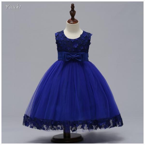 子どもドレス ジュニアドレス フォーマル用 ピアノ発表会 子供ドレス 結婚式 女の子 ドレスキッズワンピース100 110 120 130 140cm|yuuki-store|06