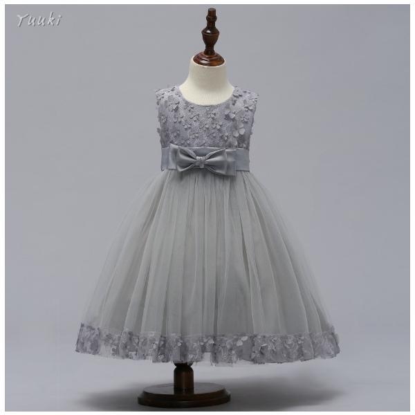 子どもドレス ジュニアドレス フォーマル用 ピアノ発表会 子供ドレス 結婚式 女の子 ドレスキッズワンピース100 110 120 130 140cm|yuuki-store|09