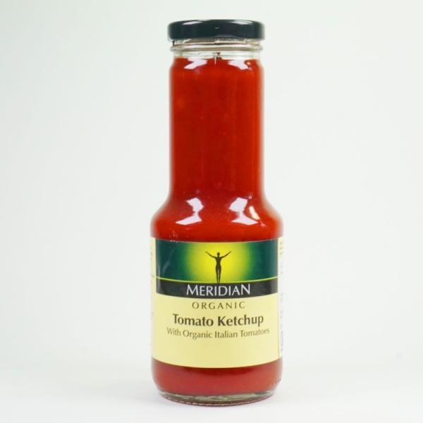 オーガニックトマトケチャップ 285g ★有機JAS(無農薬・無添加)★完熟トマト使用