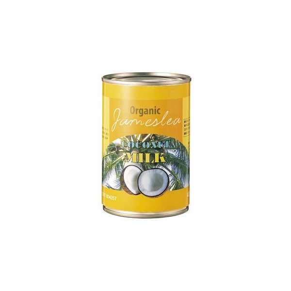 ココナッツミルク ・無添加 オーガニック 400ml