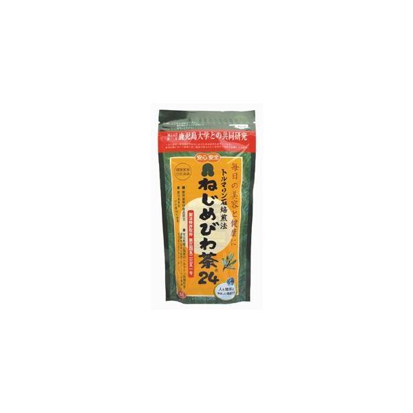 ねじめびわ茶24(48g・2g×24包)★国産産100%(鹿児島)★無漂白ティーバックタイプ