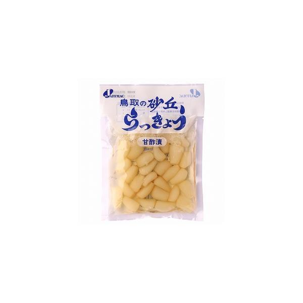 国産野菜・無添加砂丘らっきょう甘酢漬 / 110g