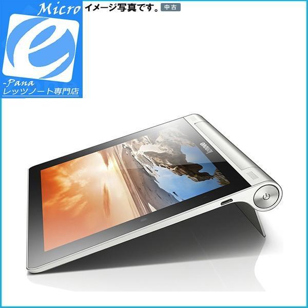 送料無料 レノボ 8.0インチ タッブレト SIMフリー シルバーグレー YOGA TABLET 8 クアッドコア プロセッサー|yuukou-store2|04