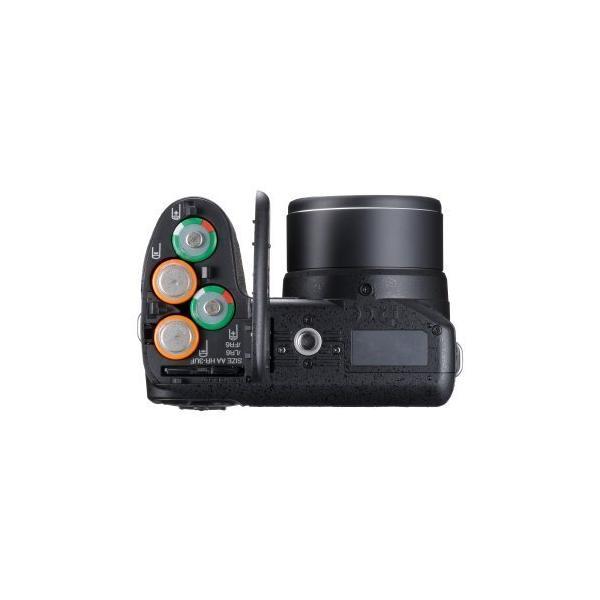 中古 FUJIFILM デジタルカメラ FINEPIX S1500 ブラック FX-S1500