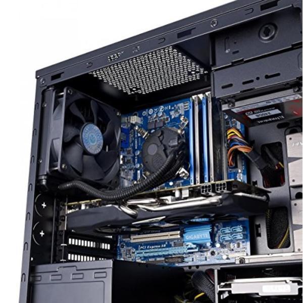 全国送料無料 パソコン ビデオカード クーラー マスター コスモス II - アルミニウムとスティールの体 (RC-1200-KKN1) ウルトラ タワー コンピューターのケース|yuuuuuu26|03