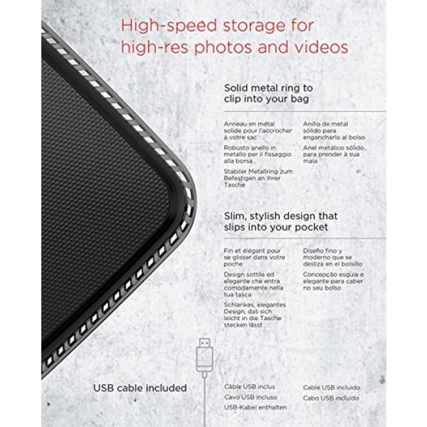 全国送料無料 パソコン ドライブ サンディスクエク ストリーム 500 ポータブル SSD 8 インチ SDSSDEXT 120 G G25|yuuuuuu26|04