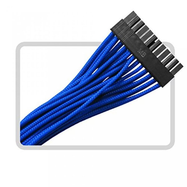 全国送料無料 パソコン PC CPU (100 G2 06KR B9) が個別に長袖 EVGA 黒・赤 550-650 G2/P2/T2 電源ケーブルを設定すると|yuuuuuu26